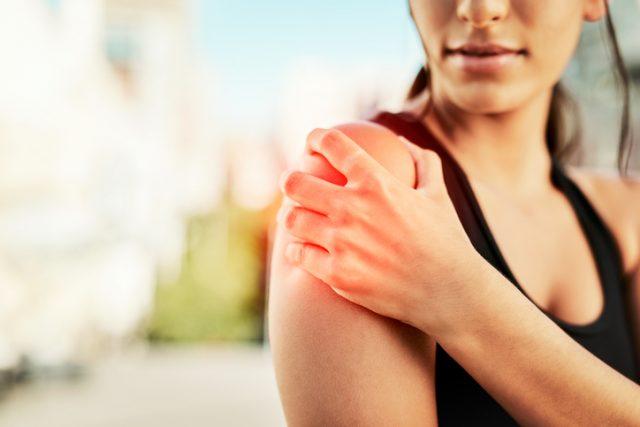 Shoulder pain | Tyrrell Burrus